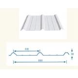 YX880型彩钢压型板