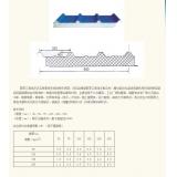EPS塔接式夹芯屋面板